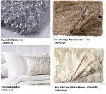 narzuty na kanapę i pościel bawełniana