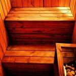 relaks w saunie