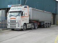 Ciężarówka, transport