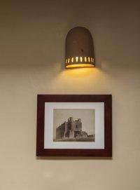 obraz na ścianie