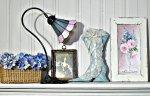 Elegancka lampka nocna