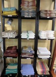 półka z ręcznikami