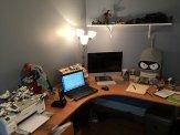 biurko narożne do pokoju dziecka