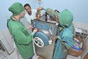 szpitalne urządzenie do dezynfekcji